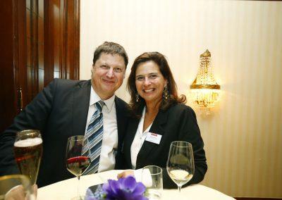 Mag. Gregoer Nadlinger (Fondsmanager) MPP & Sabine Karner (K&K-Financial Consulting