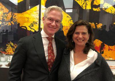 Markus Koch (Wall Street ntv) & Sabine_Karner (K&K-Financial Consulting)